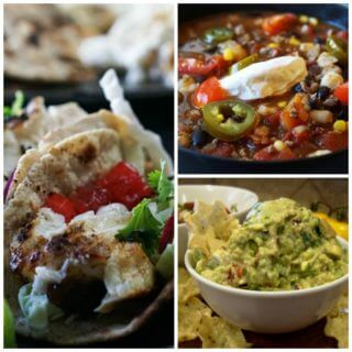 Cinco de Mayo Party Food Recipes