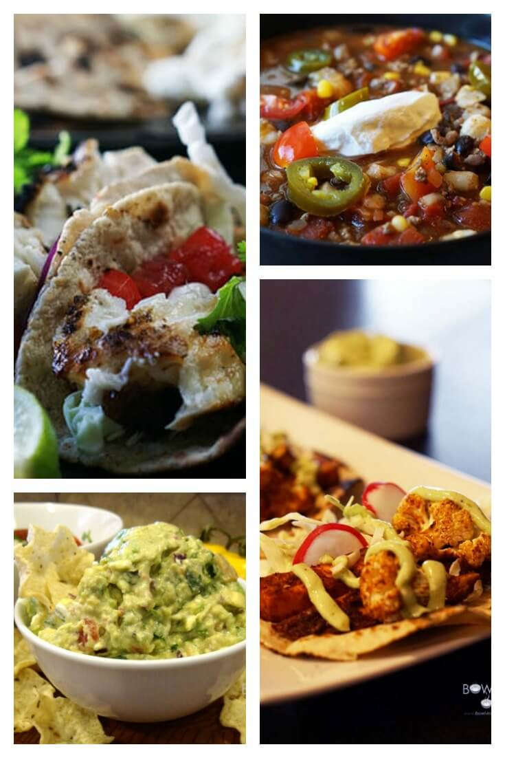 Cinco de Mayo Party Food