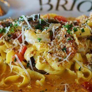 travel salt lake city - dine at Brio!