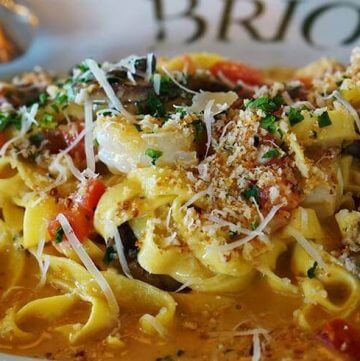 travel salt lake city - dine at Brio!