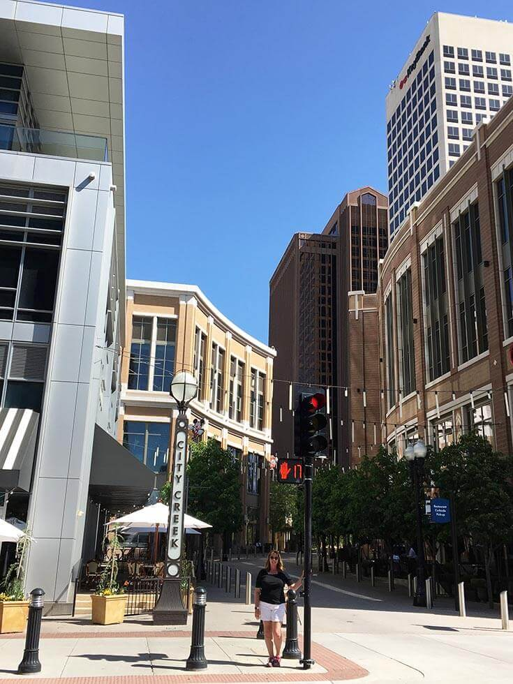travel salt lake city and explore the outdoor mall