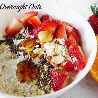 Easy Overnight Oats – Breakfast is Served!