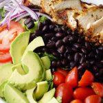 Southwest Chicken Salad Bowl