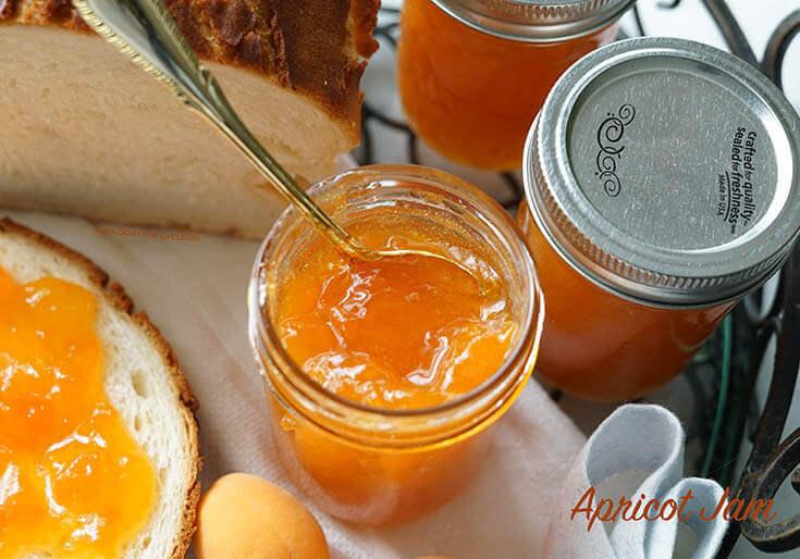 Make Apricot Jam