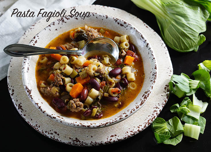 Soup is good food!