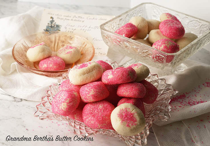 Super yummy Butter Cookies
