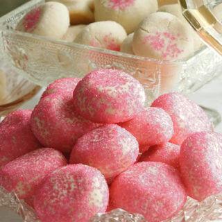 Grandma Bertha's Butter Cookies! #SummerDessertWeek