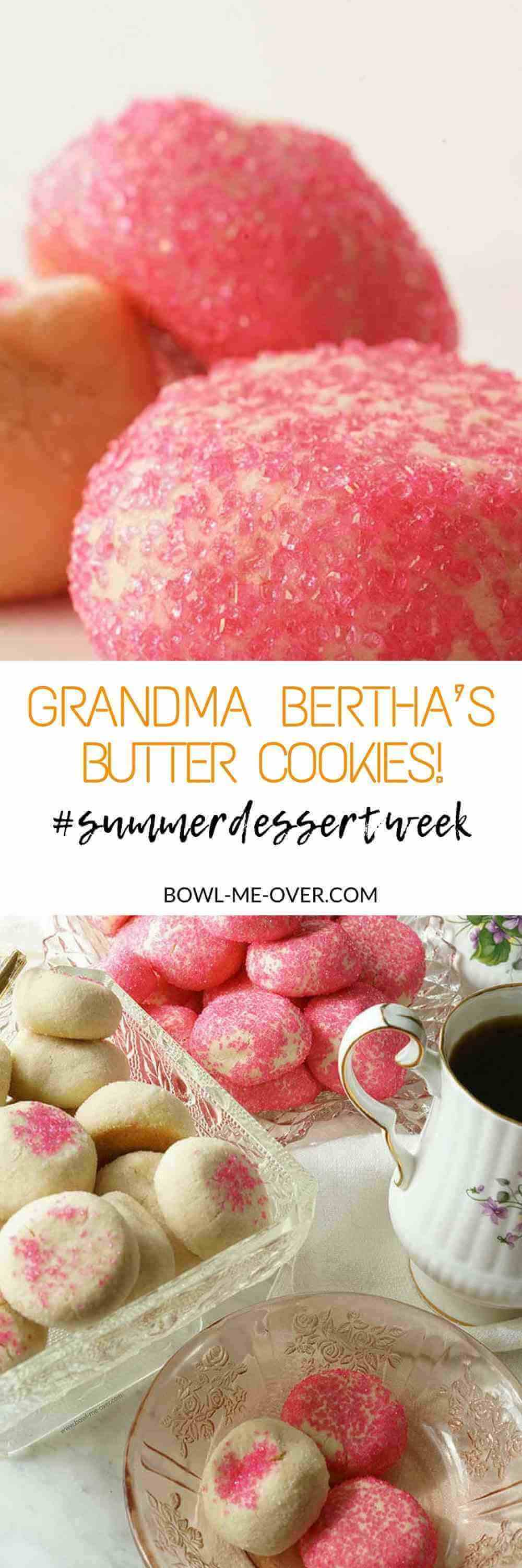 Grandma Bertha's Cookie Recipe!