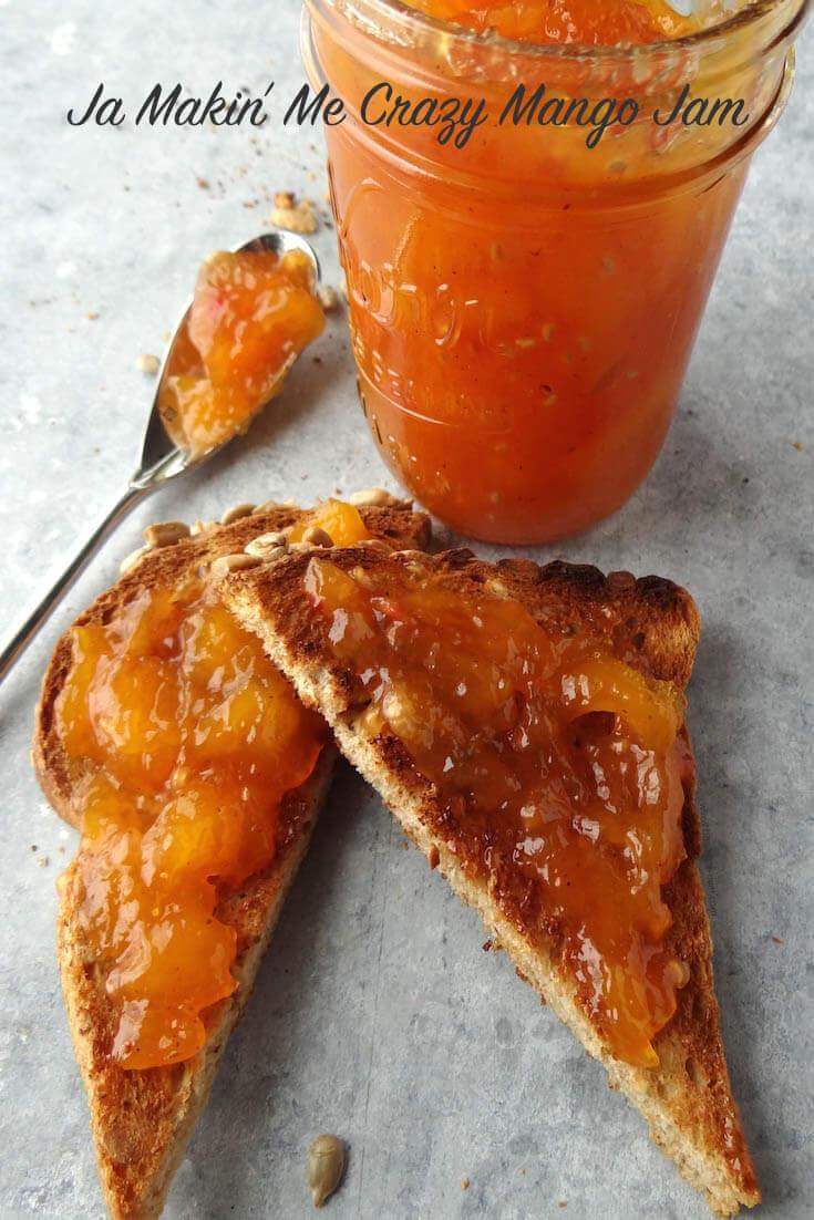 Easy Mango Jam