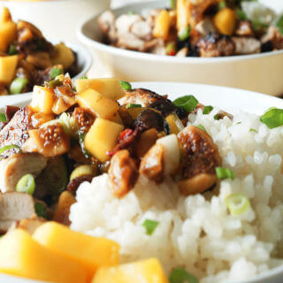 Jerk Chicken Bowl