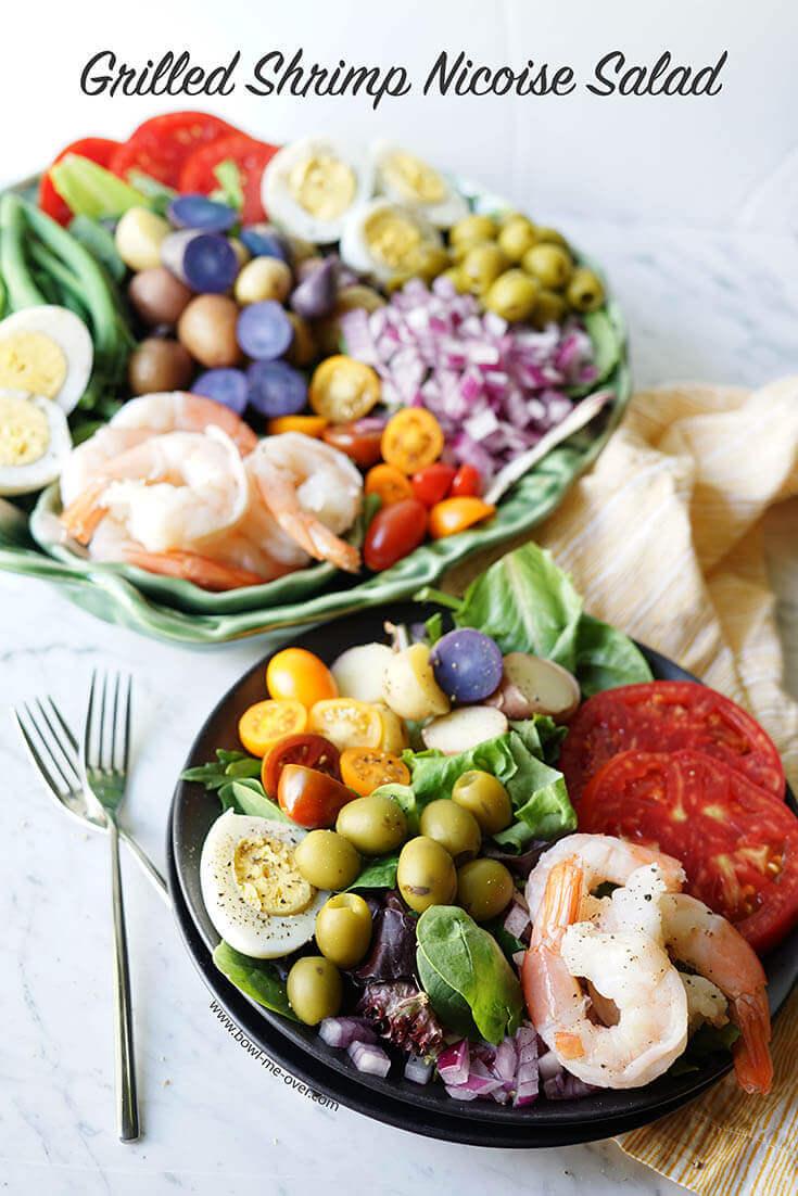how to make salade nicoise