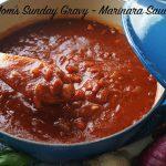 Sunday Gravy!