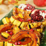 Delicata Squash is sweet and tender.