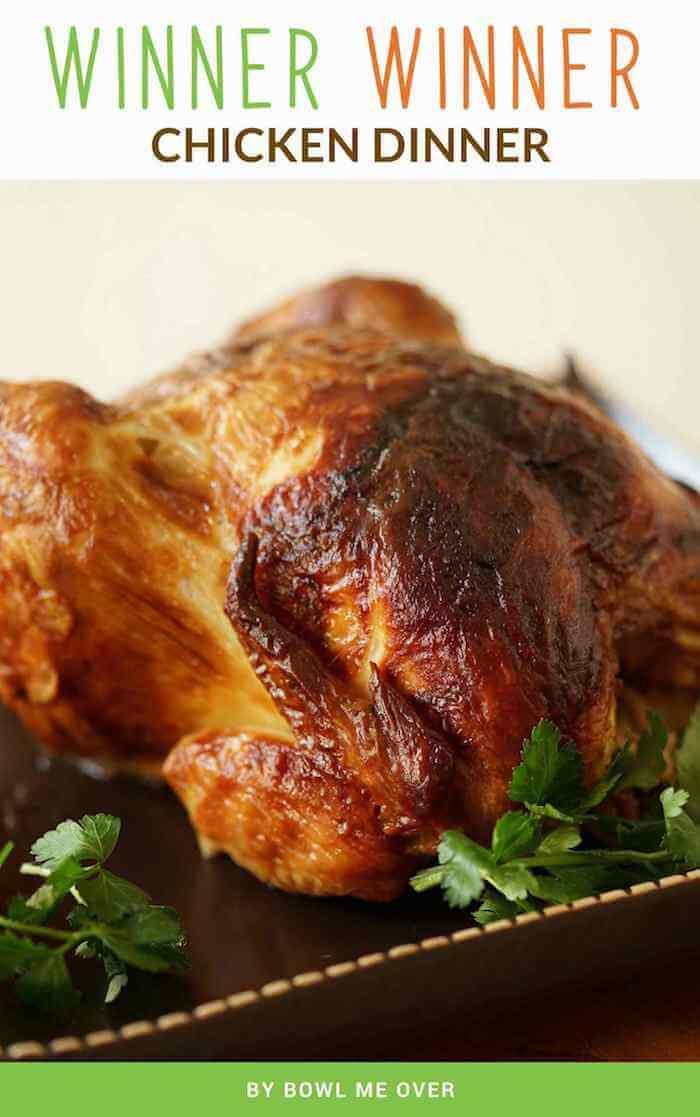 Winner Winner Chicken Dinner!!! Rotisserie Chicken Cheat Sheet