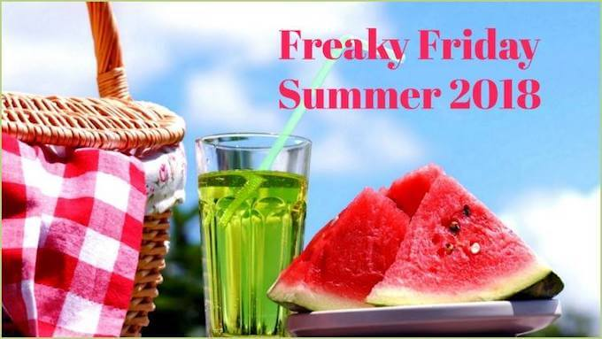 Freaky Friday Summer Banner
