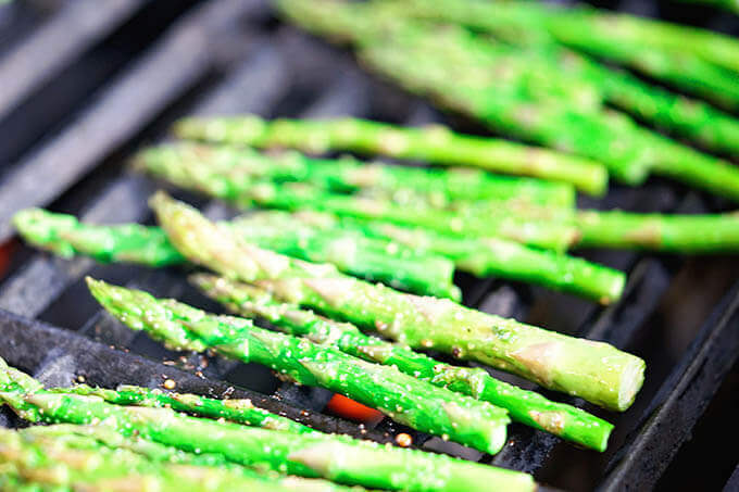How to Grill Asparagus on Gas Grill