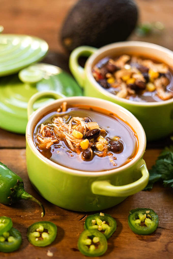Chipotle Soup